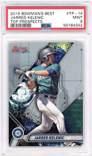 POP4️⃣ 2019 Bowman's Best JARRED KELENIC Top Prospects PSA 9 MINT #TP-14 Seattle