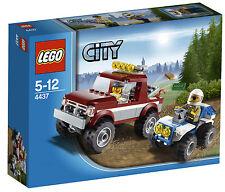 LEGO Autos Polizist-Karton