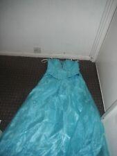 Ladies Magic Nights Blue 2 Piece Prom/Bridesmaid/Party Dress Size 12