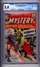 CGC (MARVEL) JOURNEY INTO MYSTERY/THOR 103 1ST ENCHANTRESS VG/FN 5.0 OFFWHITE