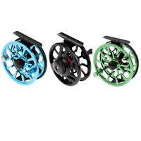 Fly Reel 3/4 5/6 WF Aluminum Alloy Fly Fishing Reel Smooth Running Fishing Wheel