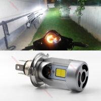 4000LM 40W H4 Hi/Lo LED Motorcycle Headlight Bulb M4 HS1 Motor Fog Lamps Moto