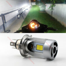 4000LM 40W H4 Hi/Lo LED Motorcycle Headlight Bulb M4 HS1 Motor Fog Lamps Moto