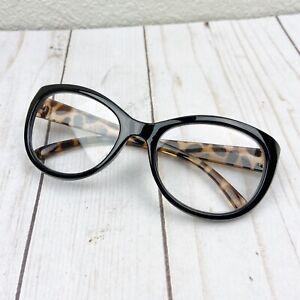 BETSEY JOHNSON +1.50 Reading Glasses Readers Glasses Black & Tortoise