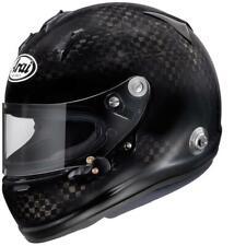 ARAI GP-6 RC Carbon Fibre (With Anchors, 8860) FIA 8860-2010 Car Racing Helmet