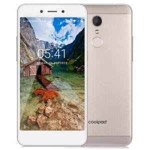 Coolpad E2 Global Version 5.0 inch Fingerprint 2GB 16GB Snapdragon 210 Quad core