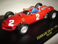 Die Cast Ferrari 156 F1 Sharknose #2 P. Hill World Champion 1961 1/43