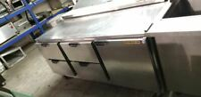 Beverage Air Undercounter Cooler with 4 drawers 1 door Ucrd72A-4