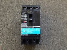 SIEMENS CIRCUIT BREAKER 110 AMP 480V 3 POLE ED43B110