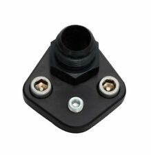 Moroso 65398 Fuel Pump Block Off Plate/Equalizing Plate BBC/Ford/Chrysler 12AN