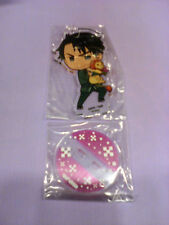 Yuri on Ice JJ Leroy acrylic stand mini mascotte in plexiglass con base e catena