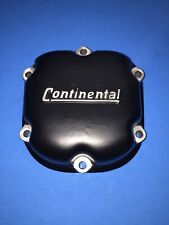 "New Engine Valve Cover ""Continental"", Cast Aluminum, Replica Part"