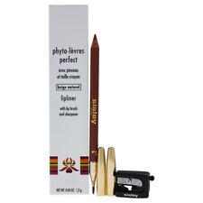 Phyto Levres Perfect Lipliner With Lip Brush and Sharpener - 02 Beige Naturel