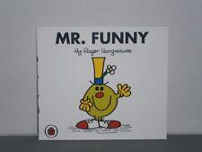 LMCB18A Mr. Funny Soft Cover Book NEW