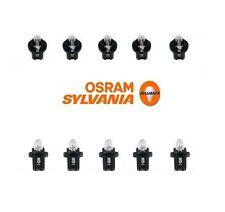 Pack of 10 For BMW E24 E28 E30 E34 Instrument Cluster Bulbs 1.2W OEM