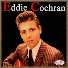 Eddie Cochran Cd Vintage Rock Pop / C'mon Everybody , Summertime Blues , Twenty