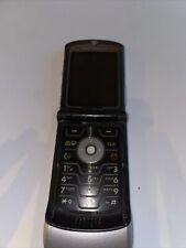 Wireless Motorola Verizon Razr V3m - Silver