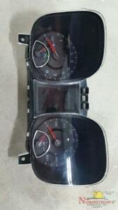 2013 Chevy Malibu SPEEDOMETER INSTRUMENT CLUSTER GAUGES