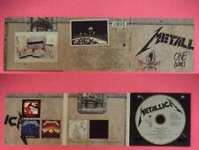 CD Singolo METALLICA One Live DIGIPACK 1993 VERTIGO 858 547-2 no mc dvd lp(S29)