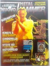 Metal Hammer Riviste Anno II 1991 Lotto 5 Numeri