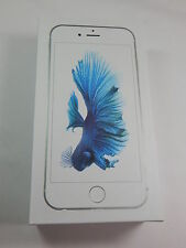 iPhone 6s Plus Empty Retail Box Full Accessories Silver Special Price !