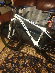 Storck Rebel Seven Carbon Hardtail Mountain Bike medium 27.5 shimano xt