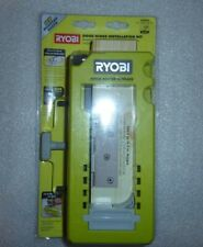 RYOBI Door Hinge Installation Jig / Router Template Kit, New A99HT3 Model