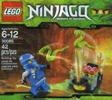 LEGO Ninjago 30085, saltare i serpenti + Jay ZX minifig, NUOVO, Poly Bag, Borsa Filler