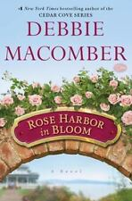 Rose Harbor in Bloom A Novel by Debbie Macomber a Hardcover book FREE SHIPPING