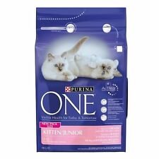 Purina One Chicken and Wholegrain Kitten Food 3kg