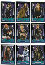 2015 Doctor Who 15 Blue Parallel Base Card Lot Limited #/199 Topps - 2015