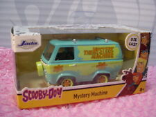 Hollywood Rides Scooby Doo! THE MYSTERY MACHINE 🎬  Green 🎬 1:32 METALS✰JADA