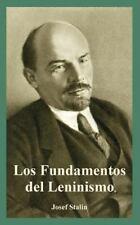 FUNDAMENTOS DEL LENINISMO, LOS - NEW PAPERBACK BOOK