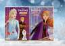 2 Kids Disney Frozen 2 Jumbo Coloring Book & Activity Book
