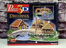 Puzz 3D Lord of the Rings Return of the King Hobbiton 3D Puzzle LOTR Complete