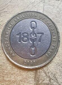 2 Pound Coin 1807 Mint Error
