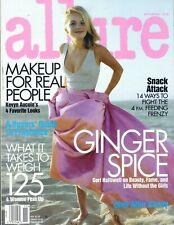 GERI HALLIWELL HORNER BAREFOOT Allure Magazine 11/98 GINGER SPICE GIRLS