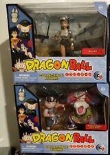 DRAGON BALL Z set of 3 boxed action figures set bulma pilaf shu goku boss rabbit