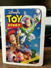 Toy Story - Woody figure in case -1996 Disney's McDonalds Happy Meal -  NIP MINT