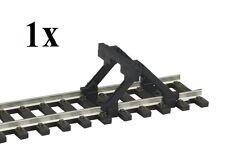 PIKO 55280 H0 1x Prellbock mit Holzbohlen, A-Gleis *NEU*