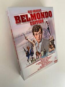 Die große Jean-Paul Belmondo-Edition 8-DVDs | DVD v