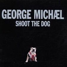 GEORGE MICHAEL Shoot the Dog CD Single 2002 includes Video Wham Human League