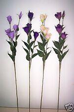 Artificial plants & flowers silk Lisianthus long  F71L