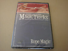Amazing Easy To Learn Magic Tricks Rope Magic Dvd Featuring Ben Salinas