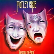 Motley Crue Theatre Of Pain Vinyl LP Cover Sticker or Magnet
