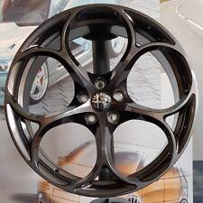 "4 Cerchi in Lega 20"" per Alfa Romeo STELVIO QUADRIFOGLIO - AluKola Velgen Felni"