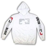 Limp Bizkit 3 Dolla Bill White Pullover Hoodie Sweatshirt New Official Adult