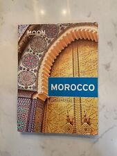 Morocco Travel Guidebook by Moon