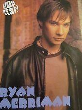 Ryan Merriman, Full Page Pinup