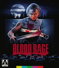 Blood Rage - 2 x Disc Blu-Ray - Special Edition - OOP - John Grissmer